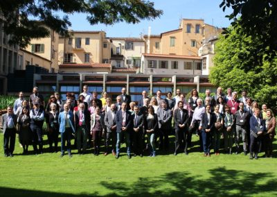 E-RIHS kick-off in Florence