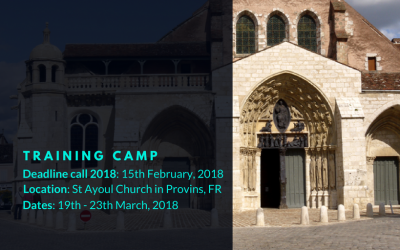 Training camp: a new edition of the IPERION CH training activity