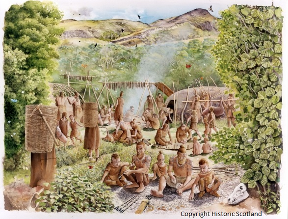 A case study of Heritage Science: evidence of fish consumption by the human population in late Mesolithic Ireland