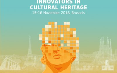 Fair of European Innovators in Cultural Heritage – 15-16 November 2018 – Brussels – Registration open