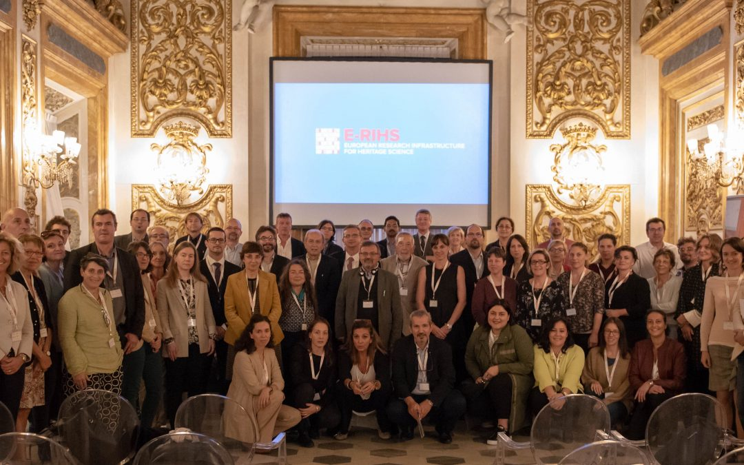 CNR and OPD: twenty years of italian multidisciplinar collaboration to help plan the future vision  of Heritage Science in Europe