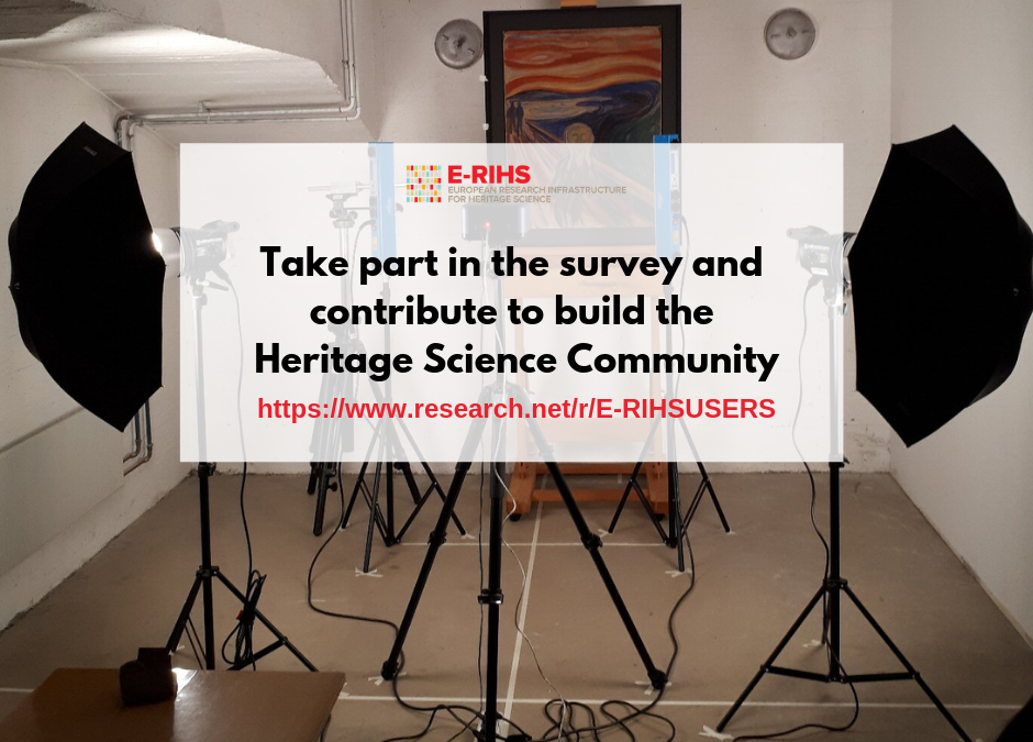 E-RIHS survey for Heritage Science Community