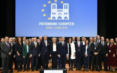 Declaration of Paris: E-RIHS officially recognised by EU Ministers responsible for Cultural and European Affairs