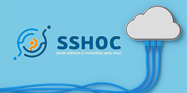 SSHOC (Social Sciences & Humanities Open Cloud) – 2nd Consortium meeting -Florence, October 14-15, 2019