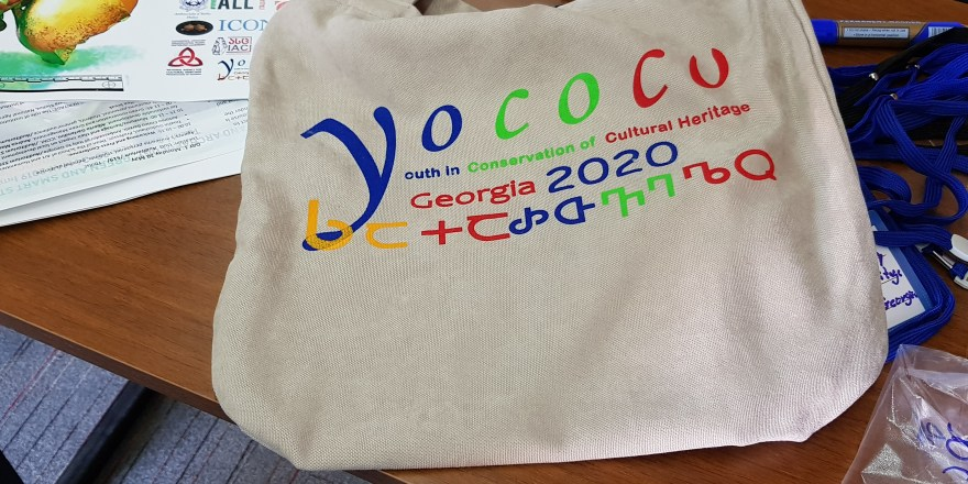 YOCOCU 2020 – Hands on Heritage: Experiencing Conservation, Mastering Management – On line Conference 3-4 November – Lectures and Walk to Talk