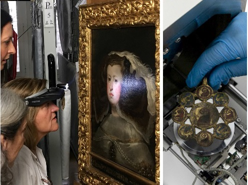 Science and Art VIII Edition – Science and technology applied  to heritage conservation  – Online on June 2-4, 2021